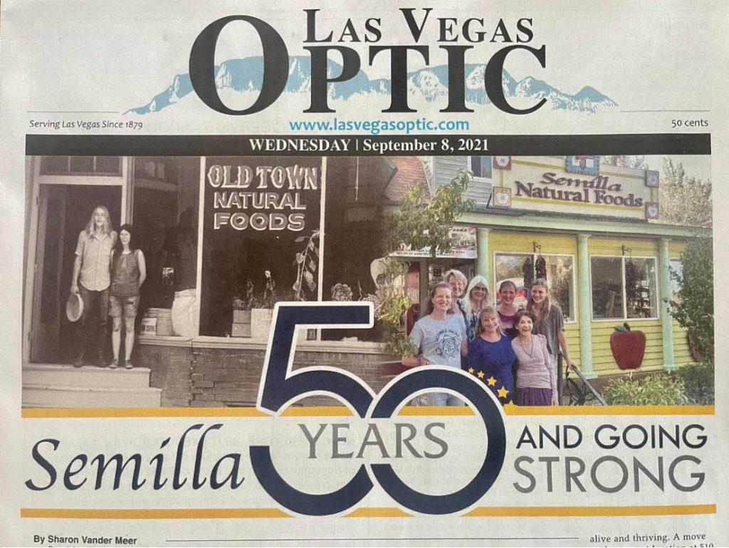 Semilla 50th Anniversary